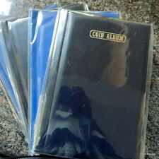 150 Coin Capacity Album + 24 Different World Country used Coins, Combi Offer
