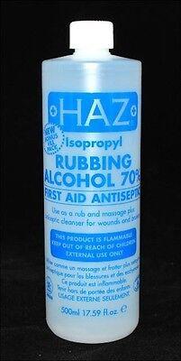 Haz Isopropyl Rubbing Alcohol 70% & 50% 500ml