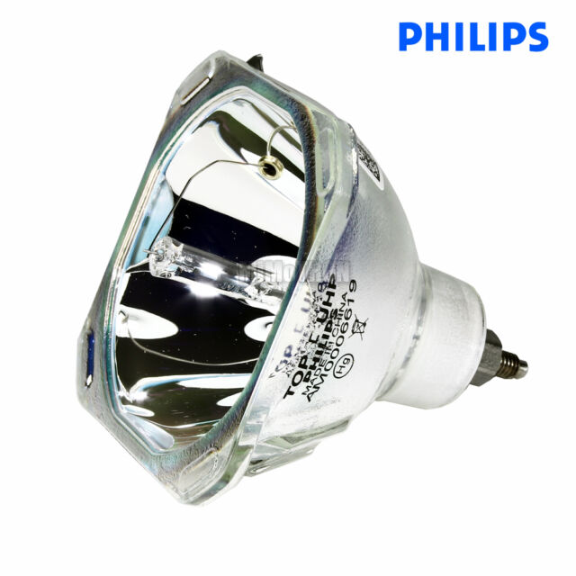 GENUINE PHILIPS E19.8 100//120W UHP BARE LAMP BULB FOR SONY DLP TV KDF-55E2000
