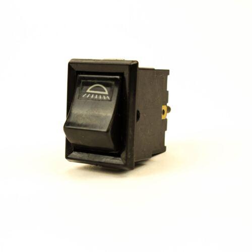 AAU3206 Classic MGB//MGB GT Illuminated Interior Light Rocker Switch 1977-80