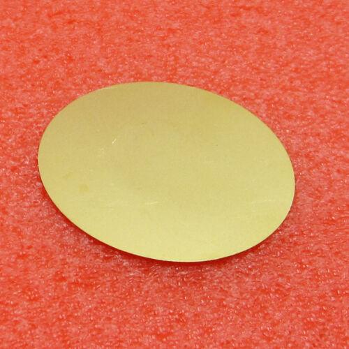 5PCS 50mm Copper Piezo Elements Sounder Sensor Trigger Drum Disc new
