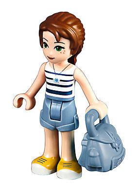 "Lego Minifigur ""emily Jones"" Aus Set 41075 neu Sinnvoll"