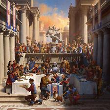 Logic Everybody Music Album Art Silk Poster Wall Decor 14x14 32x32inch J054