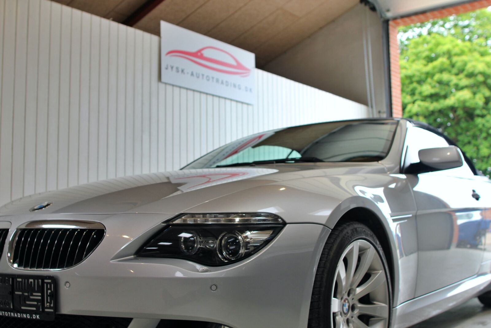 BMW 650i 4,8 Cabriolet Steptr. 2d