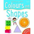 Learn to Write Colours and Shapes by Miles Kelly Publishing Ltd (Paperback, 2014)