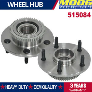 For 2000 2001 Dodge Ram 1500 2WD Pickup  NEW Front Wheel Bearing Hub /& Assembly
