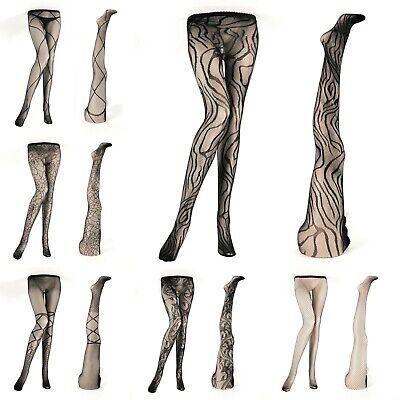 Strumpfhosen 60 den fein elastisch Bonbon-Farben Legging mit Fuß Trends 2019