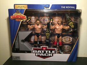 WWE-Mattel-Hall-of-Champions-Battle-Pack-The-Revival-Dash-Wilder-amp-Scott-Dawson