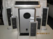 ONKYO 6 Speakers 1 Subwoofer Home Theater System Sks-ht-240 6.1-channel
