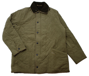 BARBOUR-in-microfibra-BARBOUR-Giacca-in-Light-Verde-Oliva