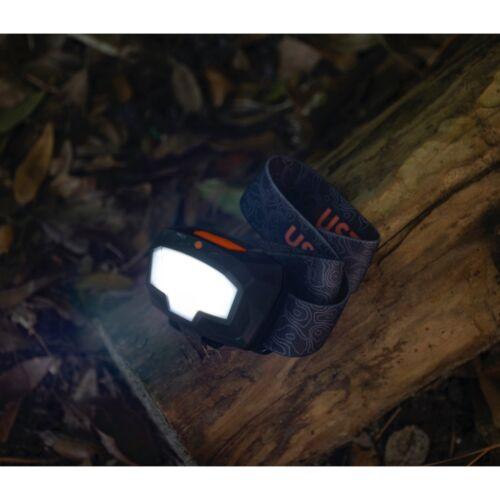 Système universel Tubeless marques brila 450 LM DEL Headlamp AAA Rouge /& Blanc Modes résistant à l/'eau