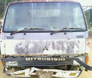 Details about Wrecking only 9/88 Mitsubishi canter FC432 cab chassis 2WD  all parts available