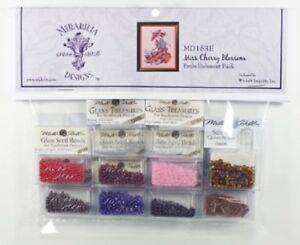 Miss-Cherry-Blossom-Embellishment-Pack-MD153E-Mirabilia-New