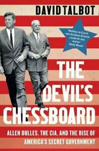 The-Devil-039-s-Chessboard-Allen-Dulles-the-CIA-and-the-Rise-of-A-9780008159689