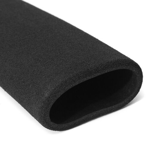 2 x Motorbike Motorcycle Slip-on Foam Anti Vibration Comfort Hand Grip Cover  LD