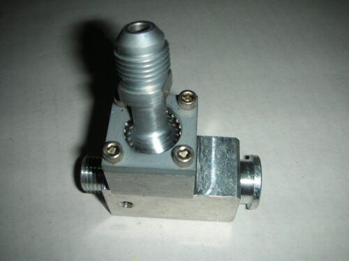 Slautterback Nordson Axco Articulating Heater Body Block Melt Adapter NOS!
