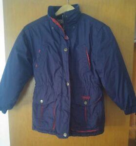 000-Vintage-Toma-Winter-Coat-Size-Mediium-10-12-Youth