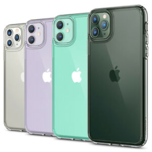 For-iPhone-11-11-Pro-11-Pro-Max-Case-Spigen-Ultra-Hybrid-Clear-Slim-Cover
