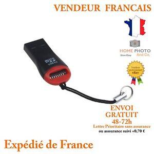 Lecteur-de-Carte-Micro-SD-Mini-Clef-Adaptateur-USB-2-0-cle-USB-vers-carte-SD