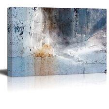 Canvas Art - Aged Wall - Giclee Print Modern Wall Decor- 24x36 inches