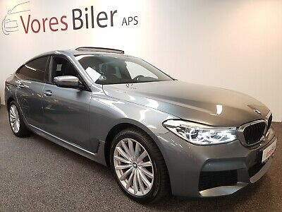 Annonce: BMW 640i 3,0 Gran Turismo xDriv... - Pris 899.900 kr.