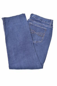 LEE-Womens-Jeans-W32-L25-Blue-Cotton-Straight