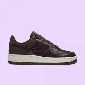 Nike Rosso Air Force Donna Ah6827 600 1 Low Maroon Port Nocturne Bianco Wine jRc34qL5A