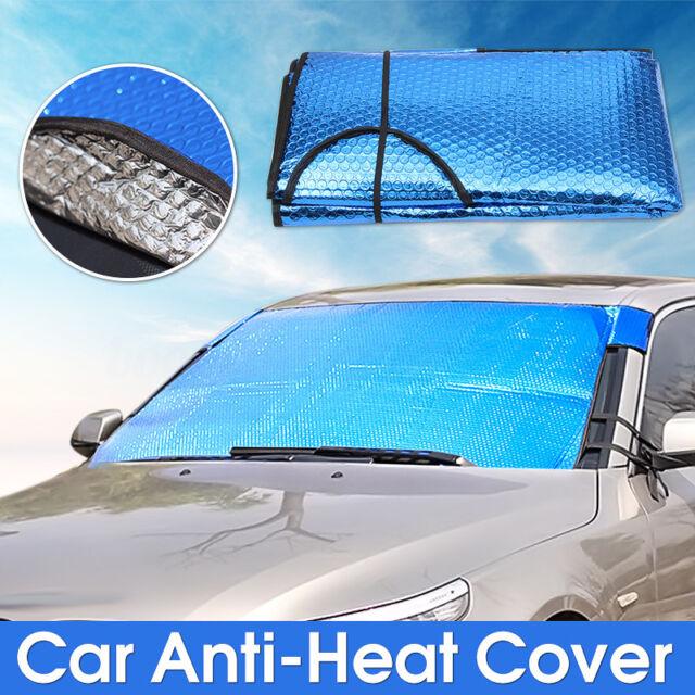 800491dc31c Car Windshield Front Windscreen SUV Sunshade Sun Cover Block Protector  Foldable