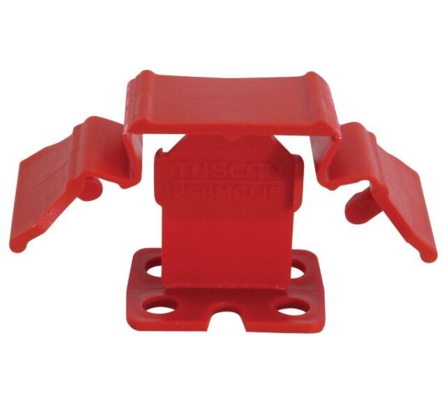 Tuscan Seam Clips ROT Tile Flooring Lippage Leveling System, 500/box
