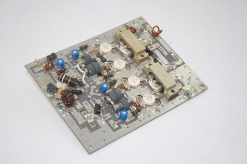 Coherent G100 Diamond CO2 Laser FET Power AMP RF Board For Parts