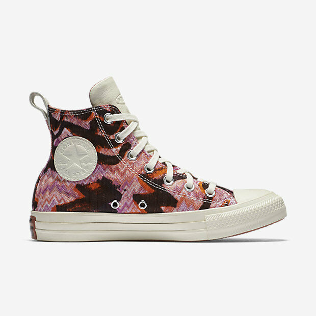 CONVERSE X MISSONI CTAS HI.. MULTI-COLOR.. MEN 5 or WOMEN 7.. MSRP   150