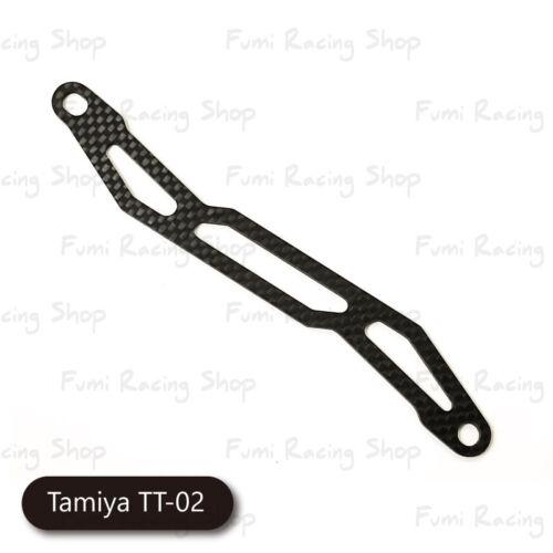 BLACK Fumi Graphite Battery Holder for Tamiya TT02-23016bk
