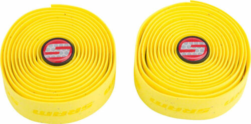 SRAM SuperCork Handlebar Tape Yellow