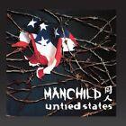 Manchild Untied States CD 12 Track UK One Little Indian 2000