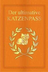 Katzenpass-Ausweis-Katzenfrau-Herrchen-Frauchen-Katzenlady-Katze-Pass-121030813