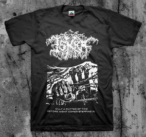 Iskra 'culmine' T Shirt (tragedy Misery Doom Antischism Nausea Crust)