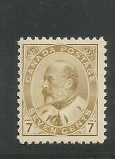 Canada # 92, Unused, VF, OG, NH. Sound. CV $ 650.00