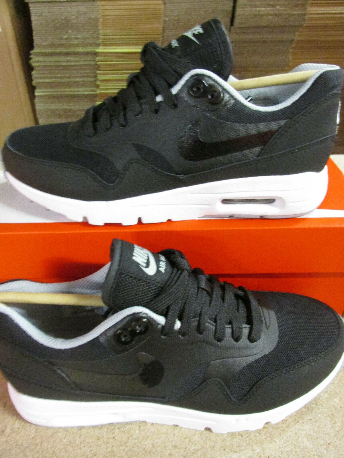 Nike air max 1 ultra essentials womens trainers 704993 004 sneakers shoes