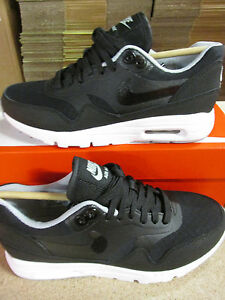 separation shoes ac303 54a7d Image is loading nike-air-max-1-ultra-essentials-womens-trainers-