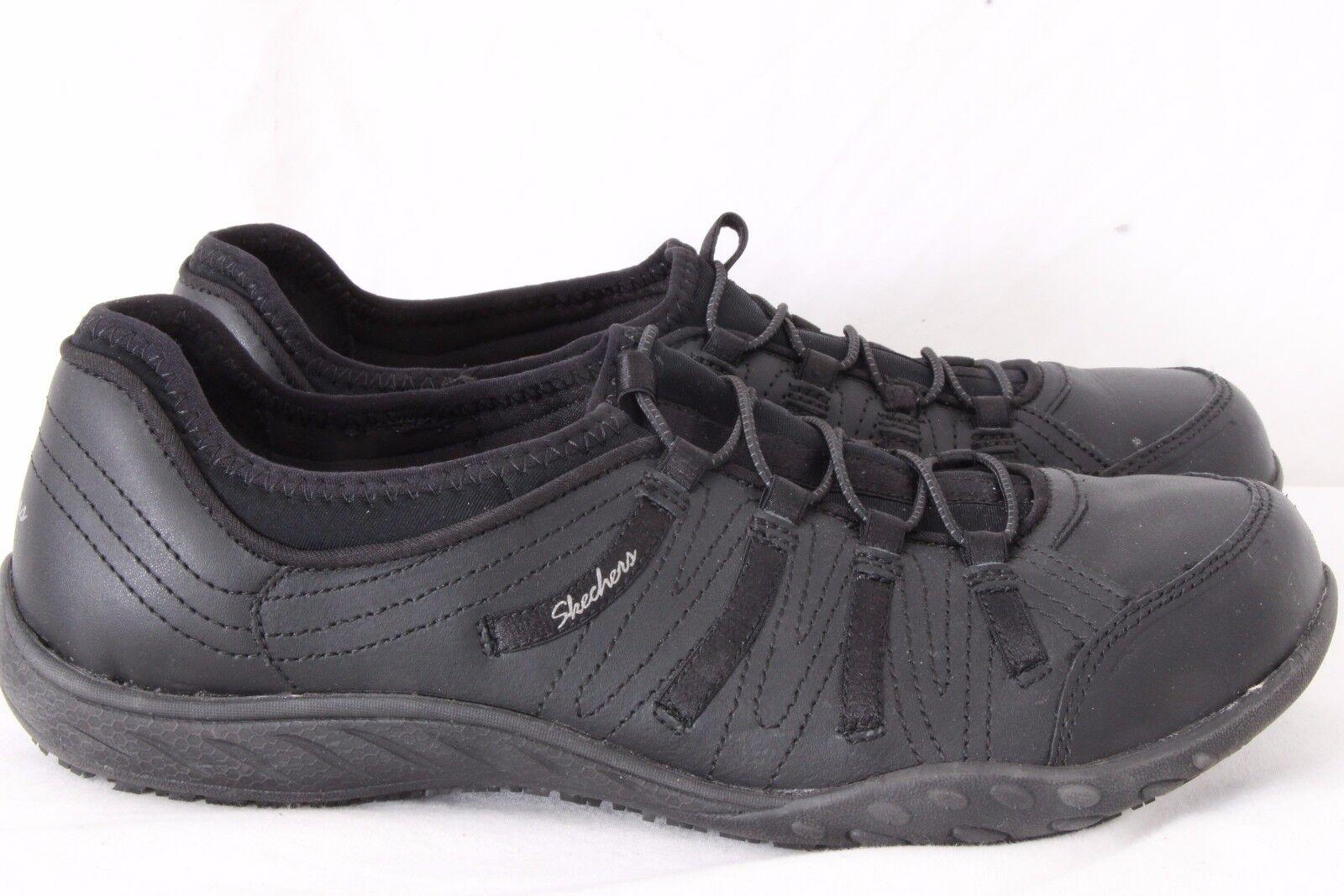 Skechers 76578 Rodessa Relaxed Fit Work Slip Resistant Sneaker Women's US 9.5