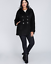 Lane-Bryant-Military-Double-Breasted-Coat-14-16-18-20-22-24-26-28-1x-2x-3x-4x thumbnail 1