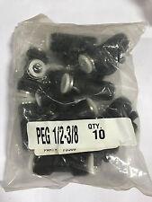 Pisco Peg 12 38 Diff Dia Union Tee 12 Tube Od 38 Tube Od Bags Of 10