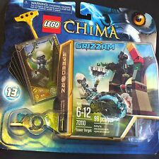 LEGO  Legend of Chima Grizzam Tower Target [70110]  * NEW Sealed free shipping