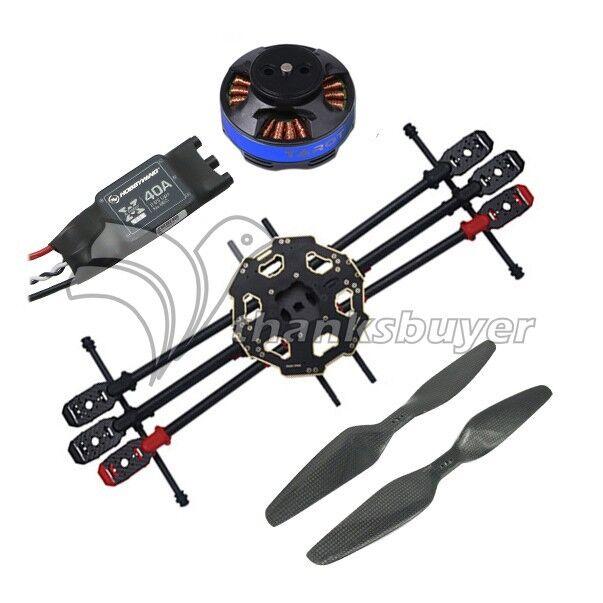 Tarot 680 Pro ARTF Hexacopter TL68P00 w/Tarot Motor & ESC Prop FPV Multi-Rotor
