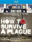 How to Survive a Plague 0030306190297 With David France Blu-ray Region 1