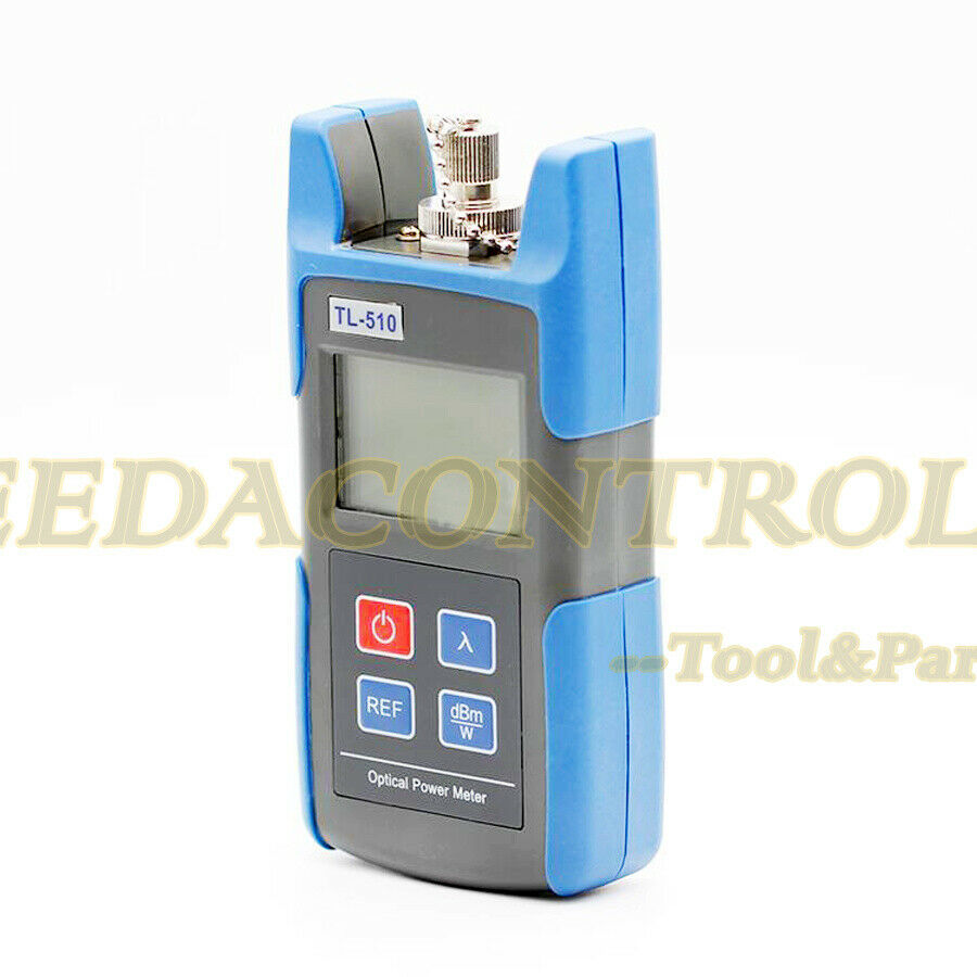 TL510A Optical Power Meter with FC SC ST Connector -70+10dBm for Telecom Test