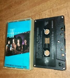 Blind-Vengeance-Self-Titled-Cassette-1985-Attic-Viper-records-Import