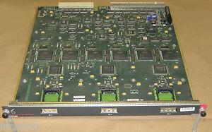 Cisco Ws-x5403 3-port Gigabit Ethernet Gbic Modules Card 73-2809-08-afficher Le Titre D'origine