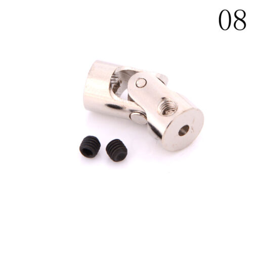 2//2.3//3//3.17//4mm Boat Shaft Coupler Motor connector Universal Joint Coupling