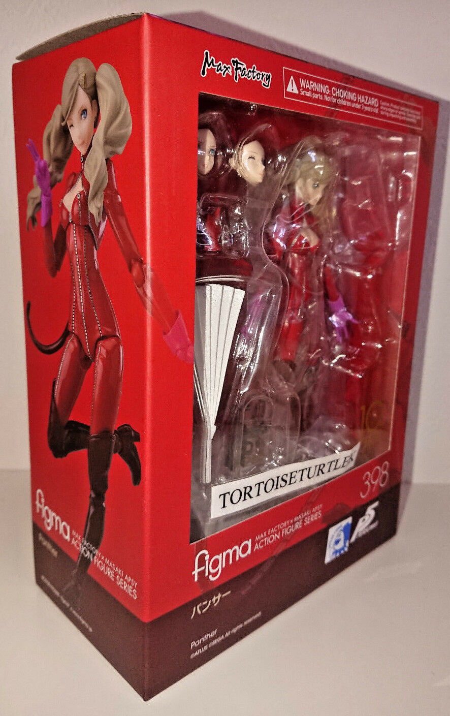 Max fabrik figma persona 5 panther action - figur